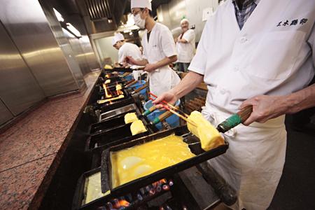 三木鶏卵は昭和三年創業